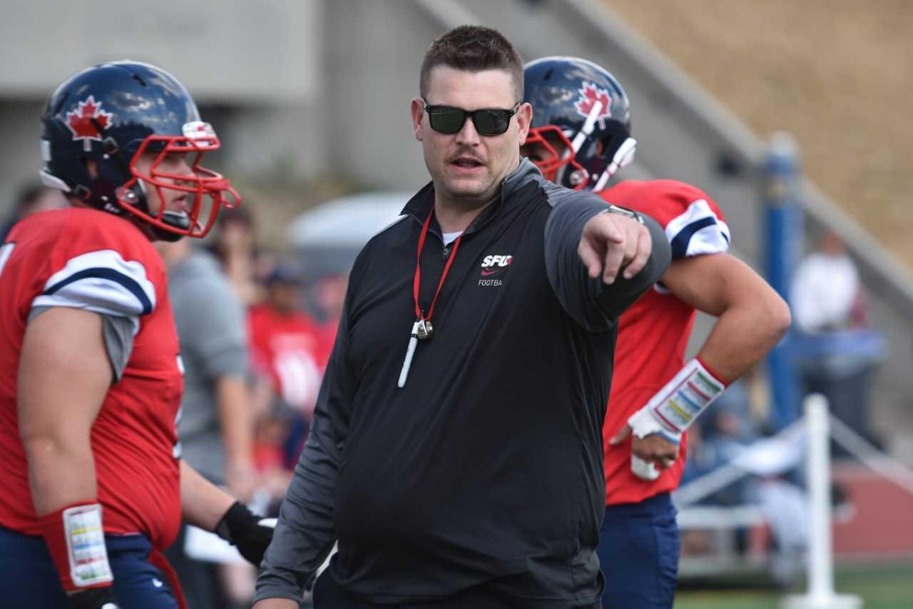 James Holan's last high school head coaching job was in Piedmont, Calif. (Photo courtesy Clackamas High School)