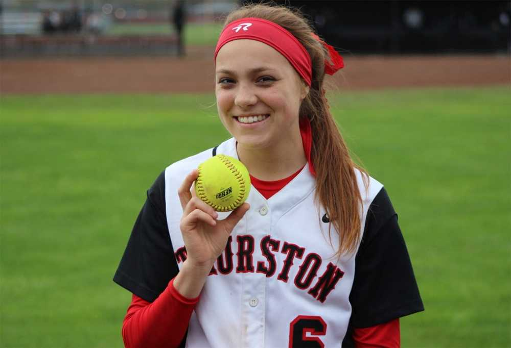 Savana Decker would have been vying for All-State honors for a third consecutive season with the Colts