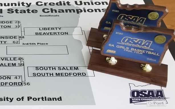 Liberty girls coach Melanie Wagoner said the trophy will help ensure that her team's achievements will be remembered.
