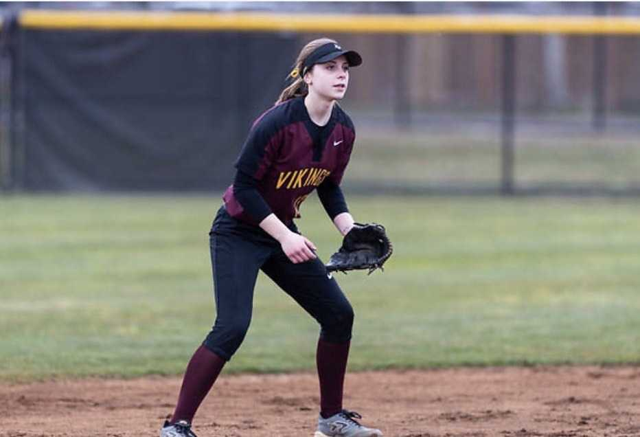 Ellie Kintz was an all-league performer in softball a year ago. Photo by Chris Oertell, Forest Grove News Times