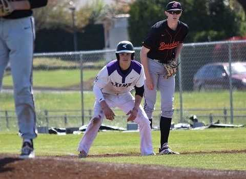 South Eugene's Bryce Boettcher says he has 'so much to prove' in baseball. (Photo courtesy South Eugene HS)