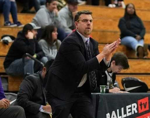 Todd Sherwood coached Sunset to Metro League titles in 2008 and 2014. (Photo by Jon Olson)