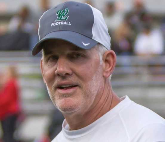 Chris Miller went 60-16 in the last six seasons as West Linn's coach. (Photo by Brad Cantor)