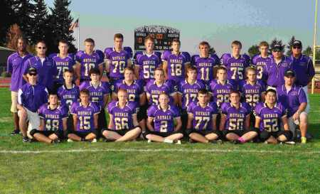 Portland Christian improved from 3-7 in 2010 to make the 2012 2A state championship game
