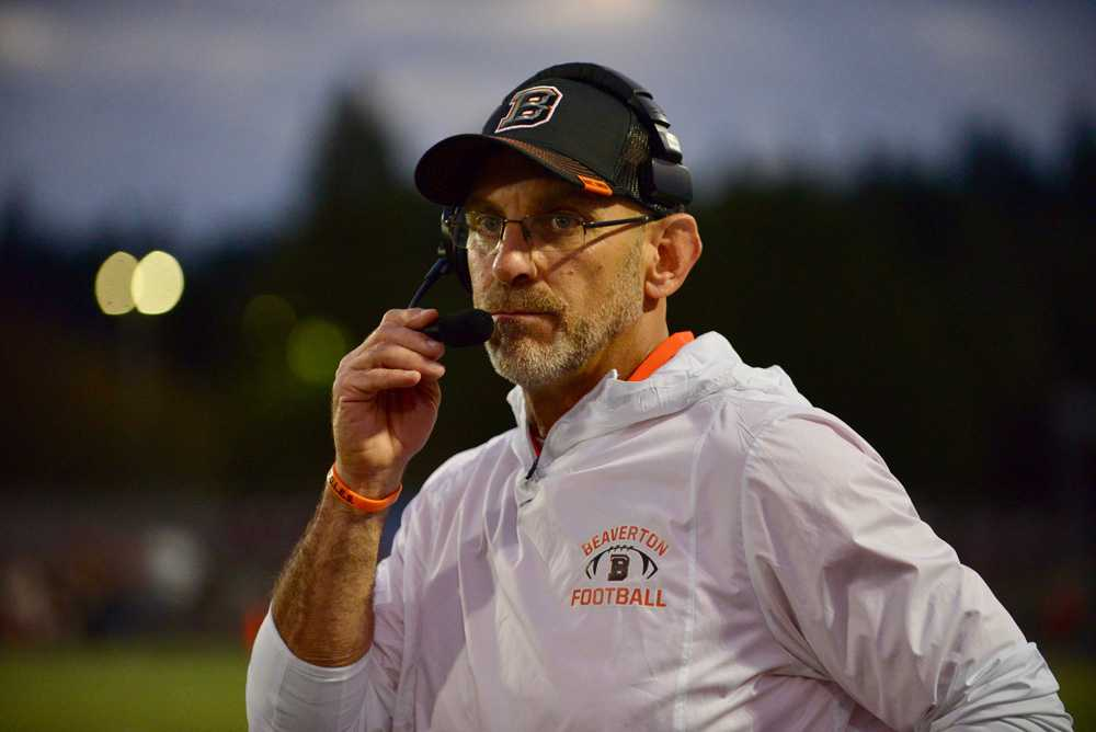 You can't think Beaverton HS or Beaverton Beaver sports without thinking of Bob Boyer