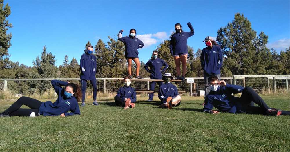 With full teams expected both boys and girls, the Cascades Academy cross country team is aiming to go the distance this winter