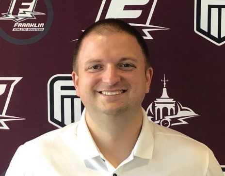 David Jaynes has assisted in Franklin's baseball and football programs.