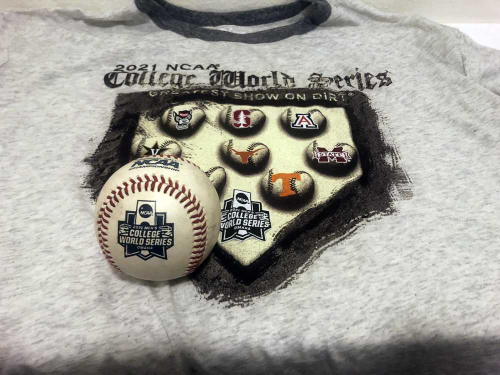 I saw a blast and had a ball at the College World Series
