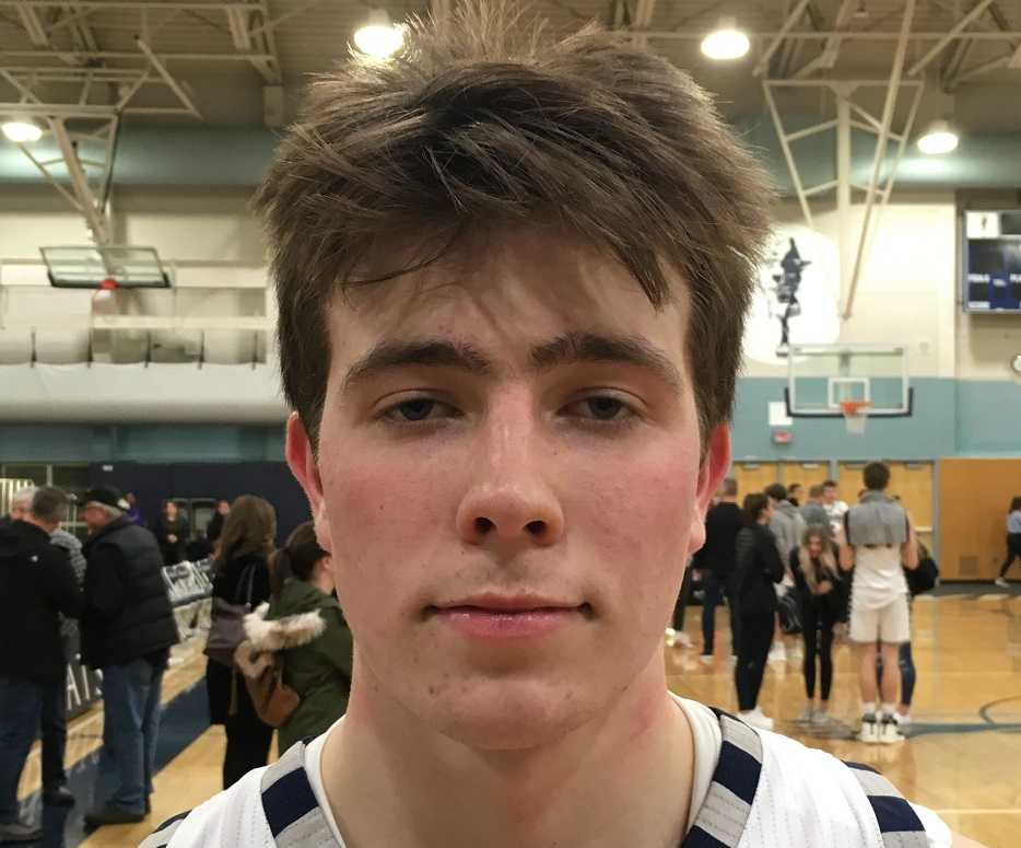 Wilsonville's Keegan Shivers scored 14 points in Tuesday's win over Parkrose.