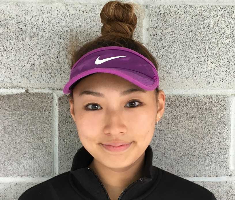 Sunset senior Serim Jin lost in the semifinals as a freshman and in the final as a sophomore.