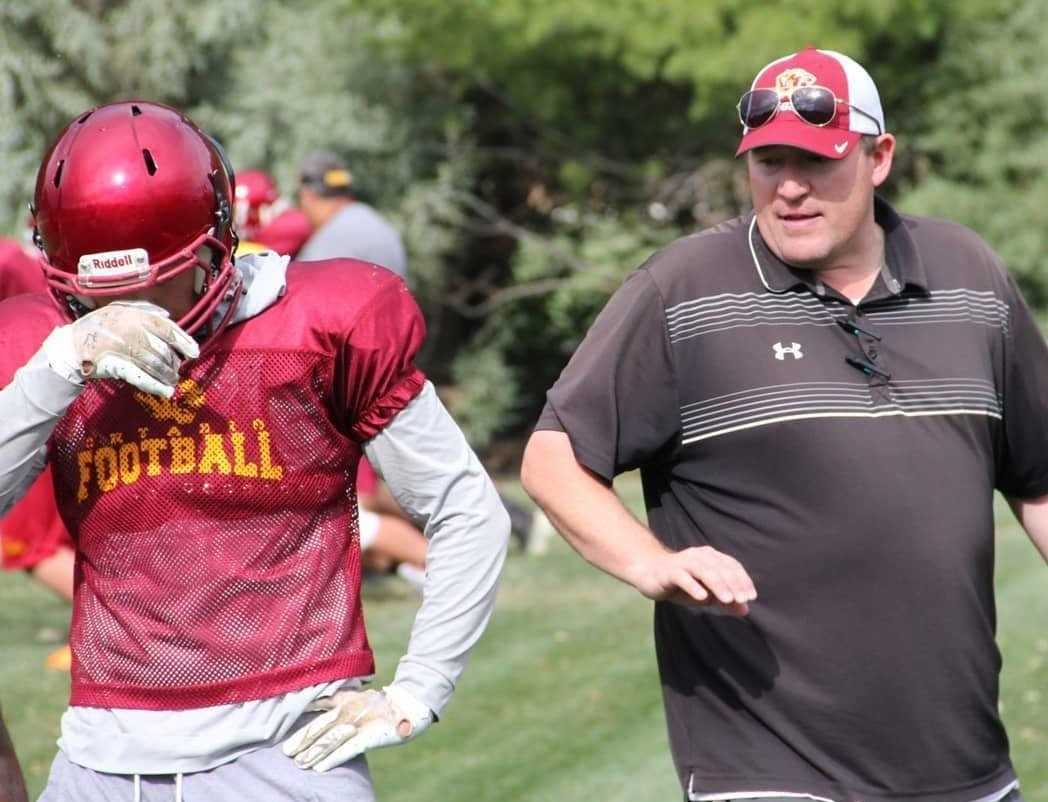 Ontario coach Tony Cade spent the last four seasons as a head coach in Idaho.